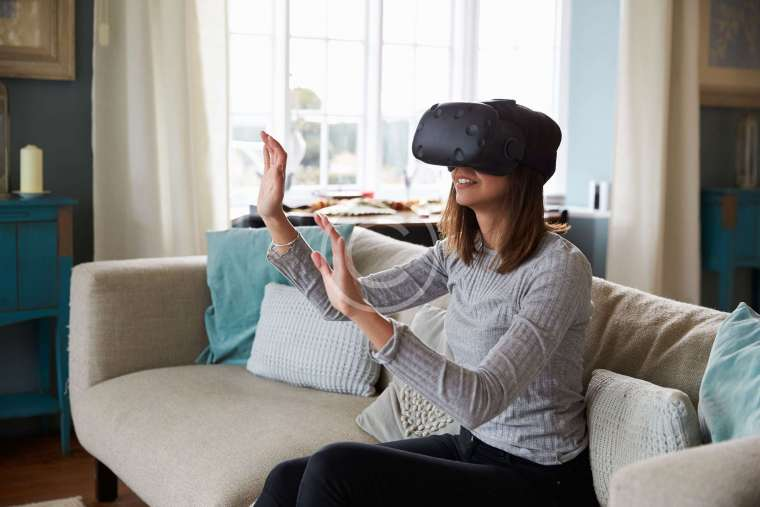 Virtual Reality – Why this Time is Different
